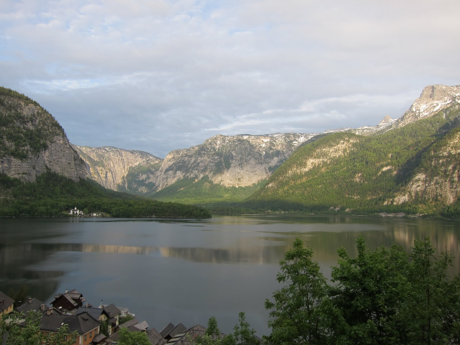 Hallstatt and its lake