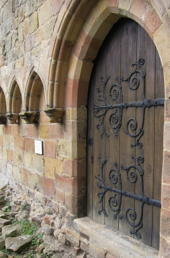 Bolton Priory Door
